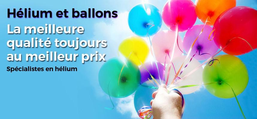 acheter bouteille helium pas cher