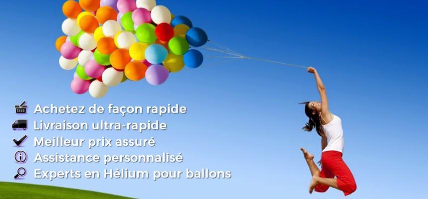 Hélium pas cher